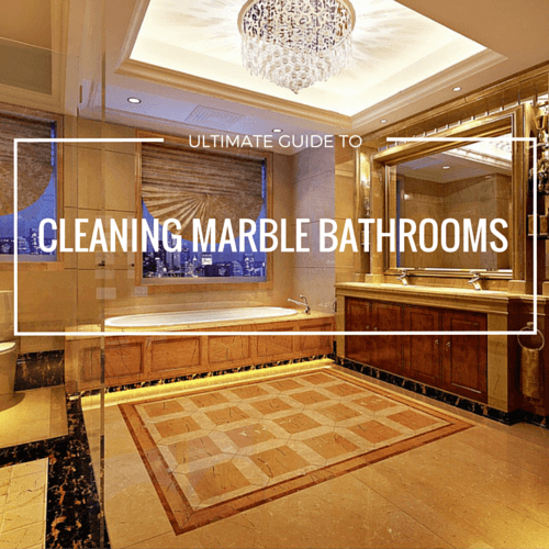 Ultimate Guide To How To Clean Marble Floors In Bathrooms The