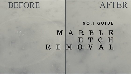 The Easy Way To How To Remove Marble Etching The Marble