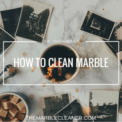 The Truth About How To Clean Marble The Marble Cleaner