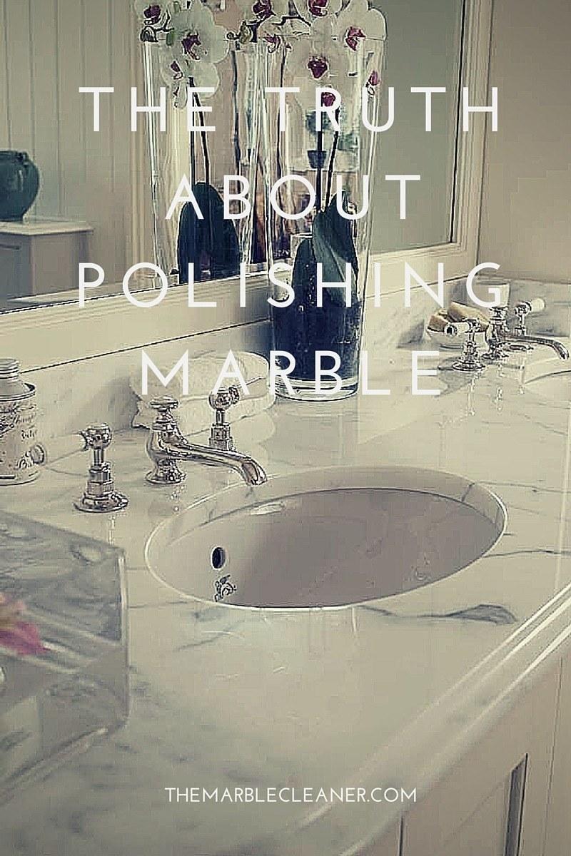Polishing Marble