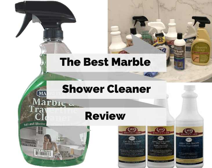 Charmant The Best Marble Shower Cleaner