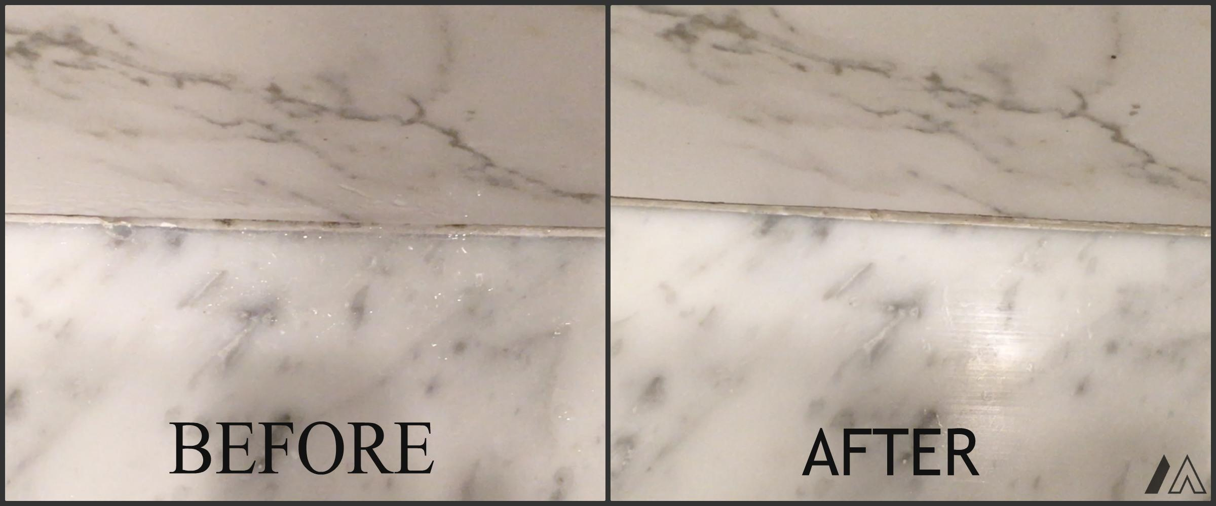 How To Remove Marble Mold The Easy Way The Marble Cleaner