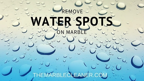 Superbe How To Remove Water Stains From Marble