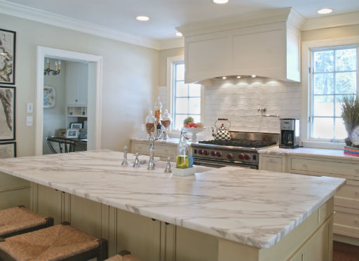 carrera interior arrangement countertops miranda countertop dark island lighting kitchen transitional by floral chandelier design marble image cost with melissa